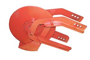 Нож дисковый в сборе плуга ПКЛ-70